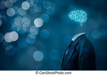 Artificial intelligence (AI), data mining, expert system...