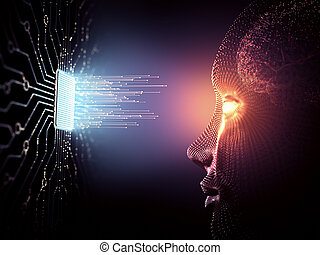 Artificial Intelligence Android Human Being