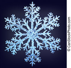 artificial snowflake