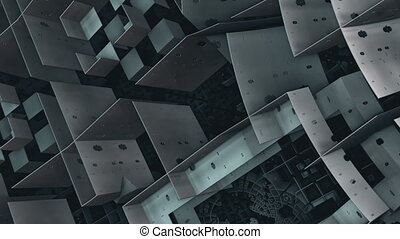 artificial steel complex