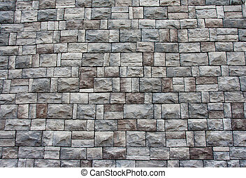 artificial stone wall texture