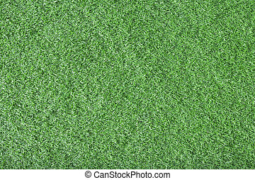 artificial Turf background - green artificial turf for...