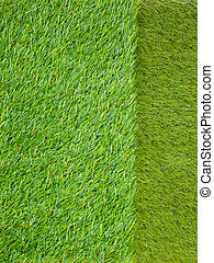 Artificial turf japanese green