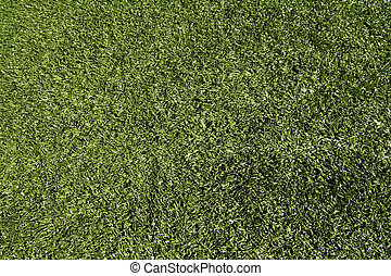 Artificial turf or artificial grass