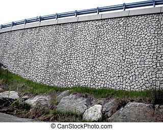 artificial wall