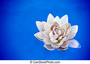 Artificial water lilly