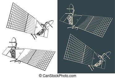 artificiale, satellite