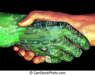 Artificially Organi - Circuit technology meets organic...