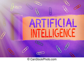 artificiel, problème, copie, aimer, texte, intelligence., machine, solving., concept, écriture, fonction, signification, cognitif, écriture