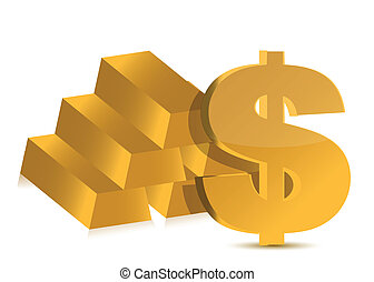 artiklar, investments., kontanter
