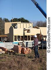 artisans, site construction