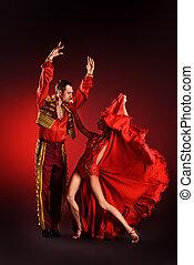 artist dance