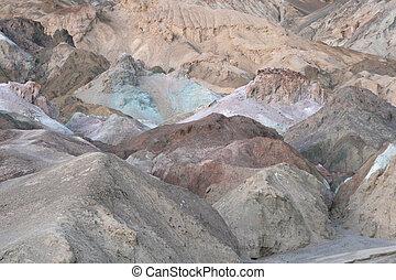 Artist Palette Death Valley