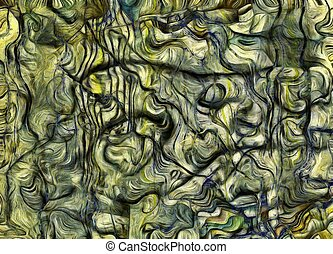 Artistic Abstract