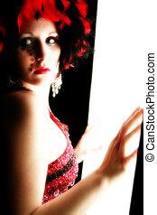 Artistic Cosmetics - Beautiful seventeen year old in...