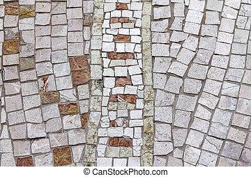 artistic mosaic