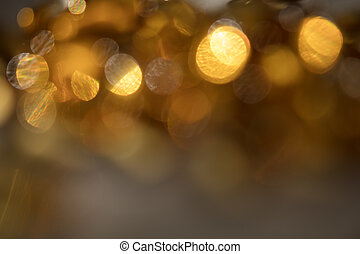 Artistic style bokeh light defocused abstract texture background