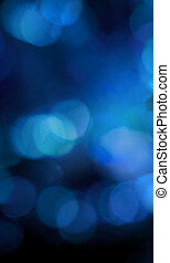 Artistic style Defocused abstract texture bokeh lights in the background for your design, vintage or retro color toned
