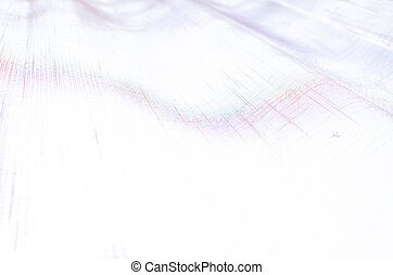 shadow and lighting on white wall abstract background