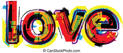 artistico, parola, amore