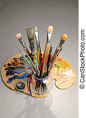 Artist\\\'s Palette and