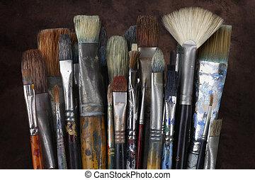 artist's, vida