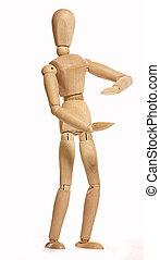 Artist's Wooden Model