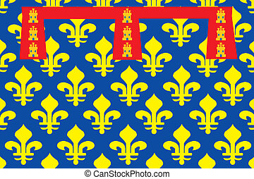 Artois prov flag - Various vector flags, state symbols, ...