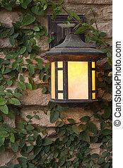 Arts and Crafts Lantern