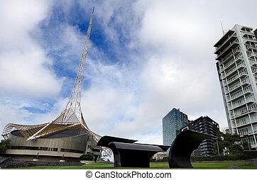 Arts Centre Melbourne - The Arts Centre Melbourne in...
