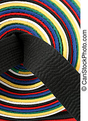 arts martiaux, -, ceinture noire