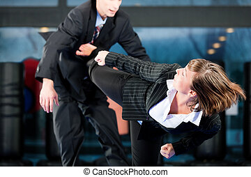 arts martiaux, sport, formation, business