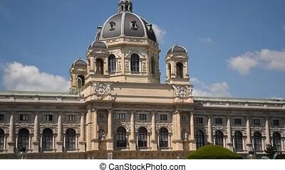 arts, musée), vienne, amende, histoire, (kunsthistorisches