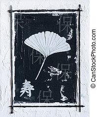 Artwork asian style