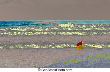 Arty Beach