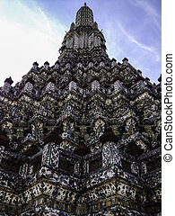 Arun Temple Bangkok Thailand - The famous Wat Arun, perhaps...