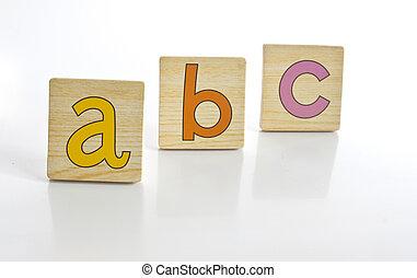 as simple as A B C