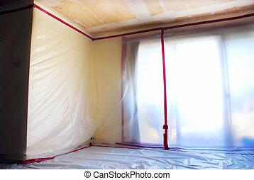 asbest, vermindering