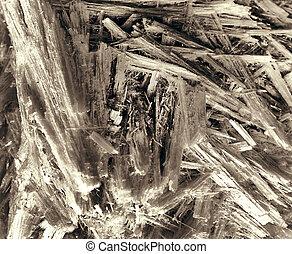 Asbestos (mountain cork)