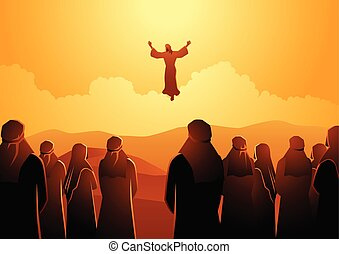ascensão, jesus