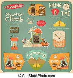 ascensione montagna