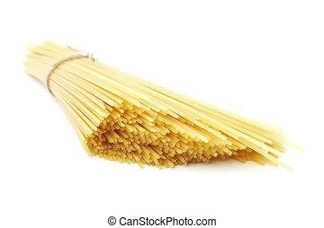 asciutto, spaghetti