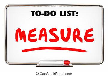 asciutto, valutare, elenco, illustrazione, cancellare, asse, misura, analizzare, 3d