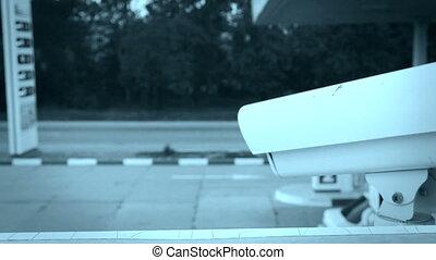 asekuracyjny aparat fotograficzny, dolly: