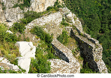 Asen's Fortress in Bulgaria