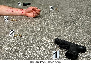 asesinato