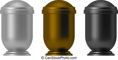 Ash urn