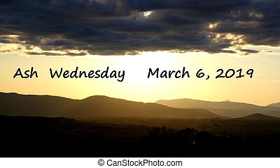 ash wednesday 2019 date - ash Wednesday 2019 date with...