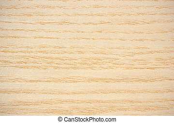 Ash wood surface - horizontal lines - Wood surface, ash...
