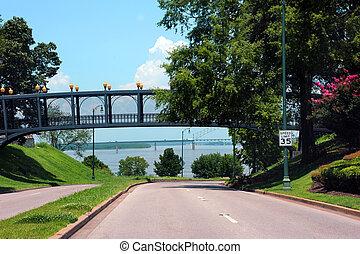 Ashburn Coppock Park Connection Bridge